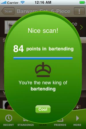 Barcode Hero Barcode e Check In: In Store Gamification