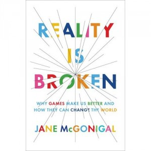 reality is broken 300x300 Best Gamification Book