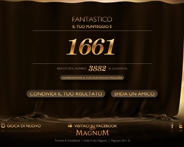 magnum1 Advertising Gamification