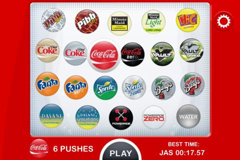 coke freestyle app Coca Cola e la Gamification