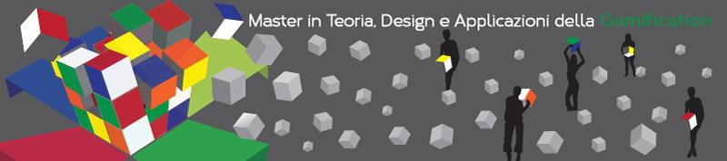 Master in Teoria, Design ed Applicazioni della Gamification