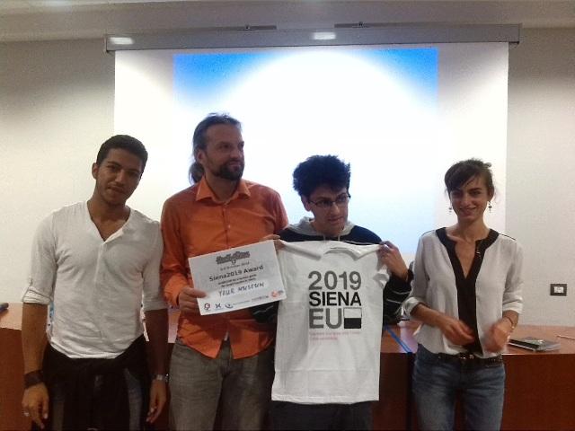 TuoMuseo vince l'Hack4Pisa ed i 6000 euro e progetto con Comune di Siena