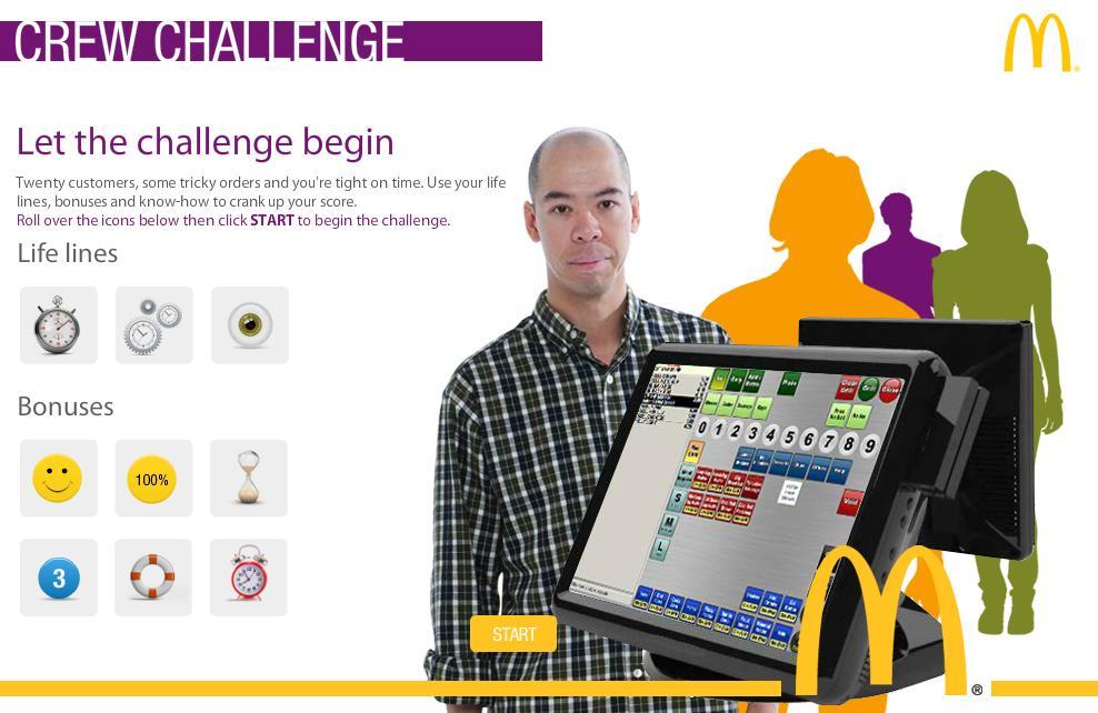 gamification mcdonald McDonald implementa la gamification per e learning dei dipendenti
