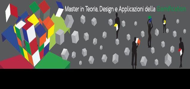 Master in Teoria, Design ed Applicazioni della Gamification Tor Vergata Roma