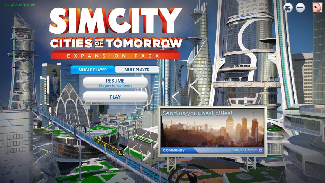 SimCity ha coinvolto milioni di persone nella gestione di una città!