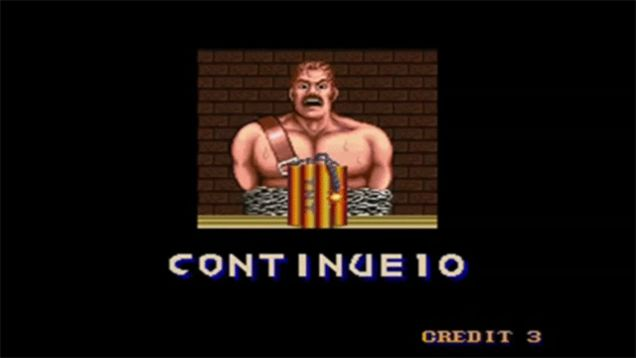 La versione arcade di Final Fight usava un counter per incentivare l'inserimento di un nuovo gettone per continuare da dove si è perso.