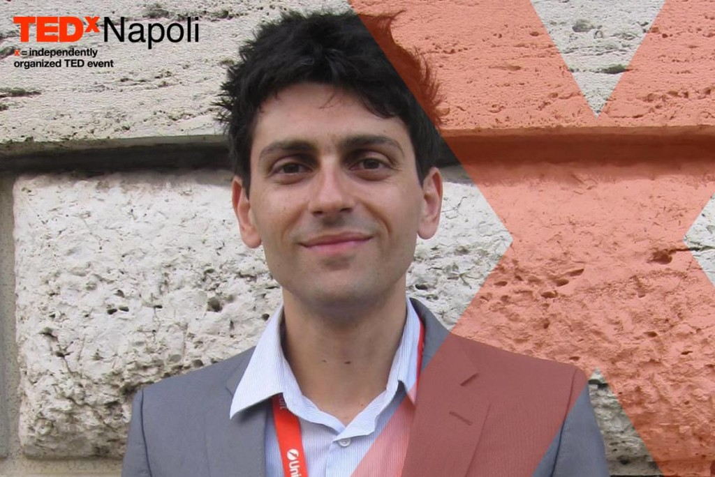 Fabio Viola speaker al TEDx Napoli