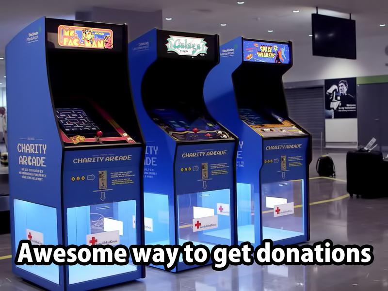 Donazioni retrogames