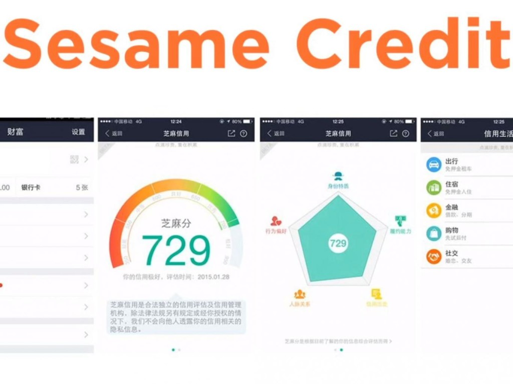 Sesame Credit China