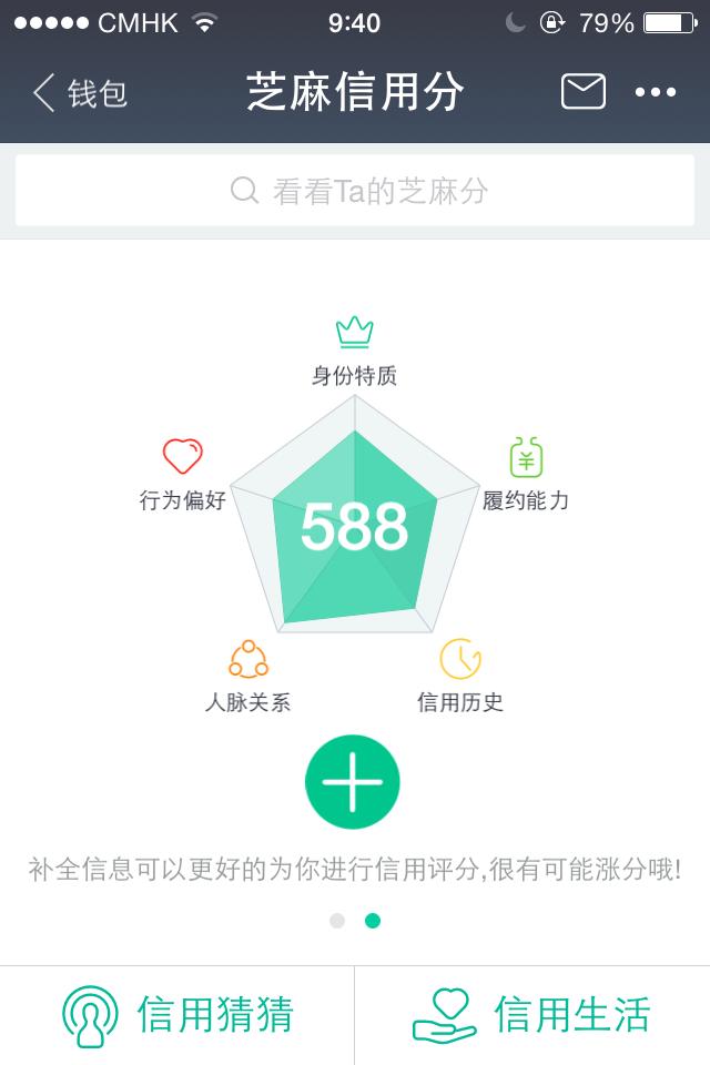 Un punteggio ad ogni cittadino cinese