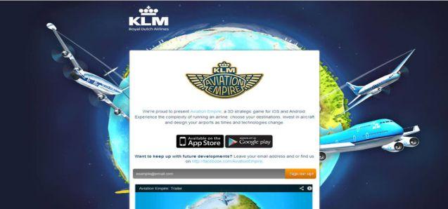 KLM aggiunge gaming e gamification nella strategia marketing