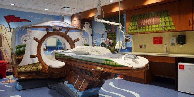 Ospedale design engagement