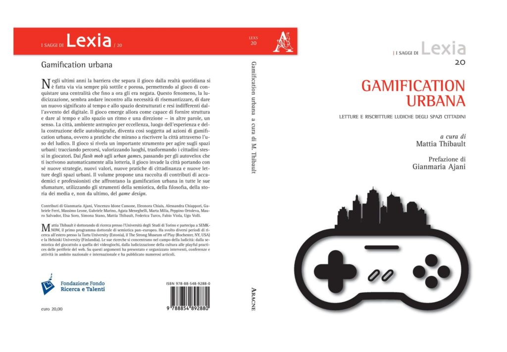 Gamification Urbana libro