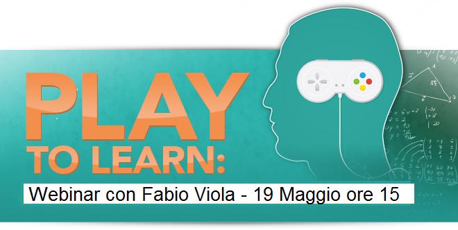 Webinar Fabio VIola Gamification