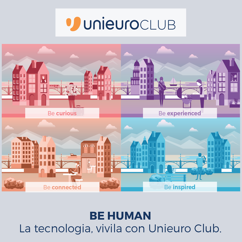 be human unieuro