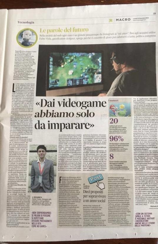 intervista gamification fabio viola