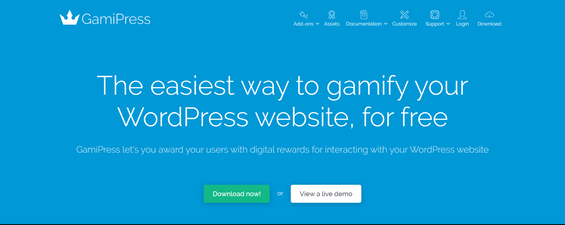 gamification wordpress plugin