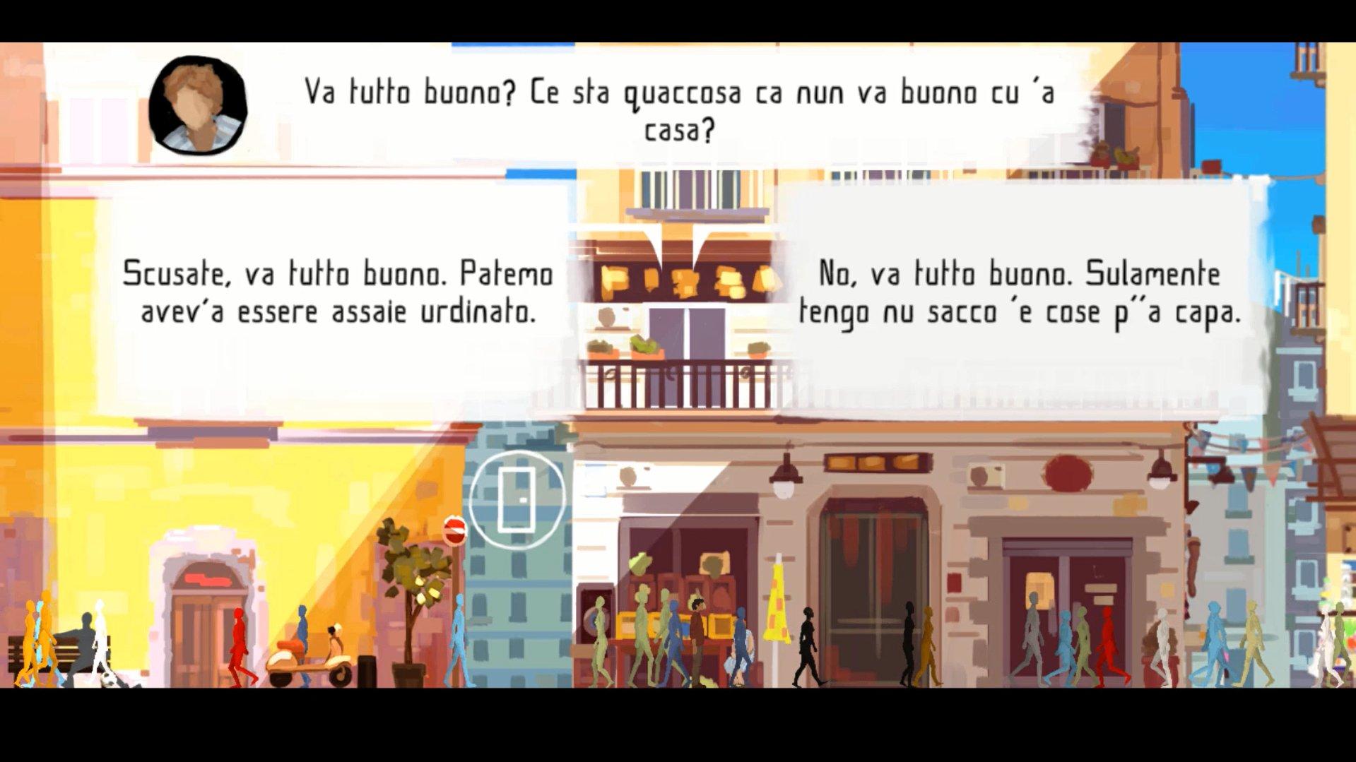 Il primo videogioco in lingua napoletana