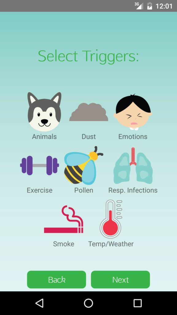asthma gamification