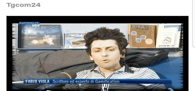 [VIDEO] FABIO VIOLA OSPITE A MASTERGAME