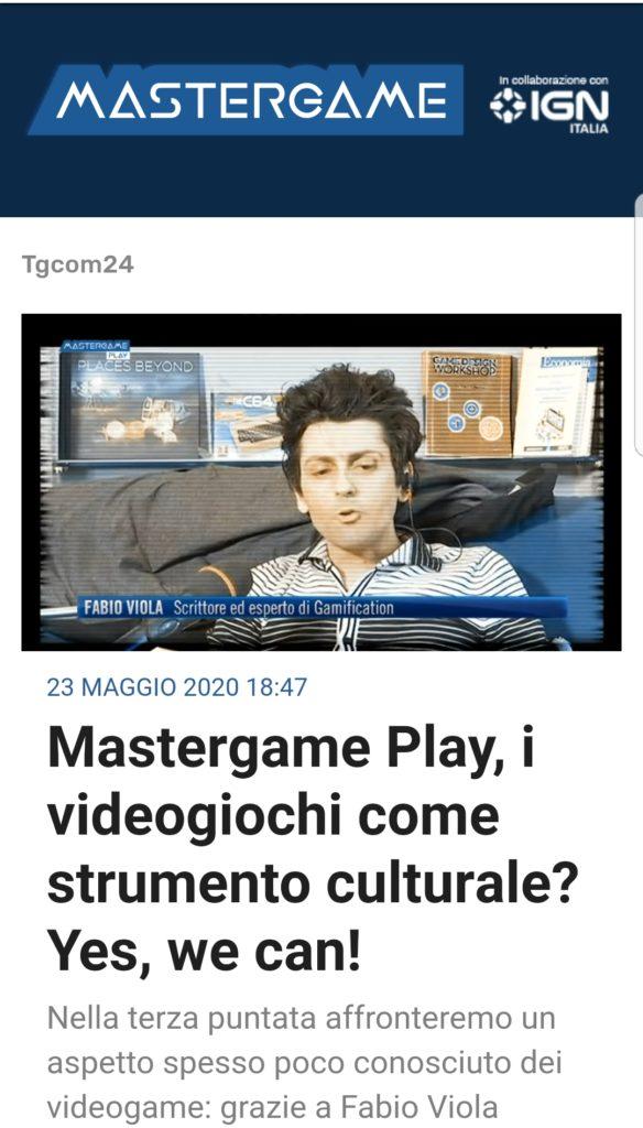 gamification italia fabio viola