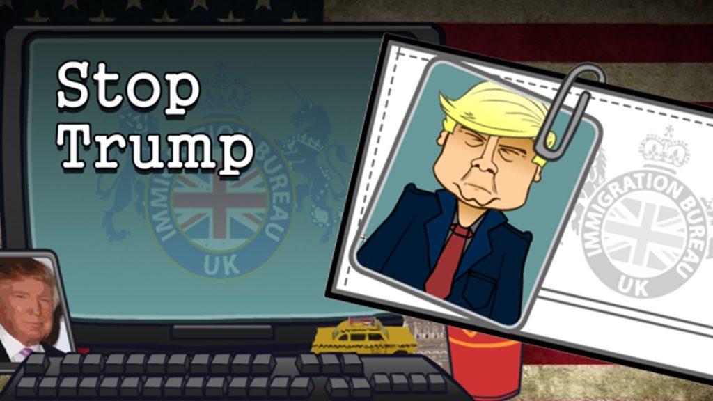 Videogioco Donald Trump
