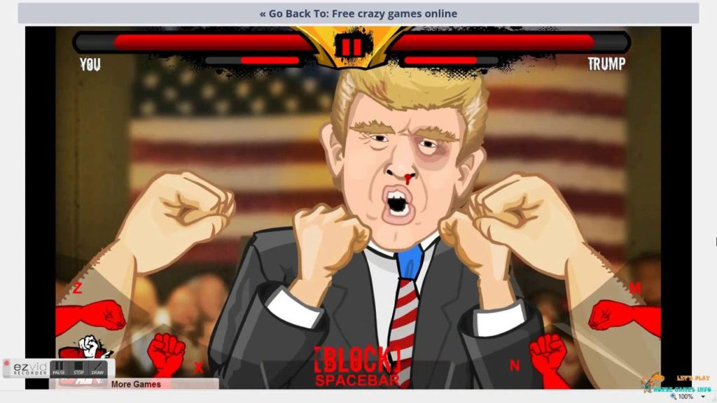gamification politica trump