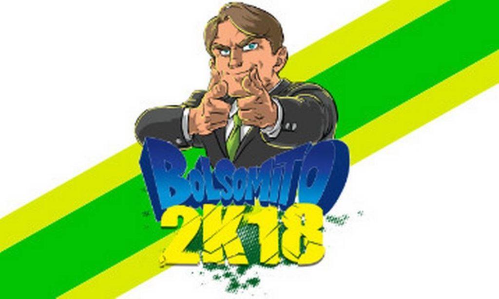 bolsonaro brasile videogame