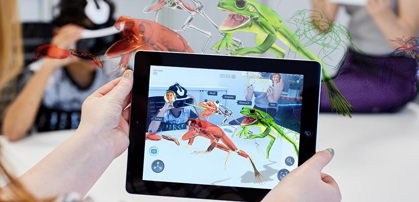 virtual reality gamification
