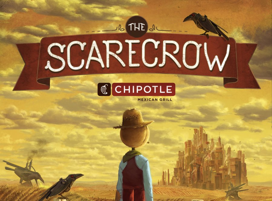Chipotle Scarecrow gamification