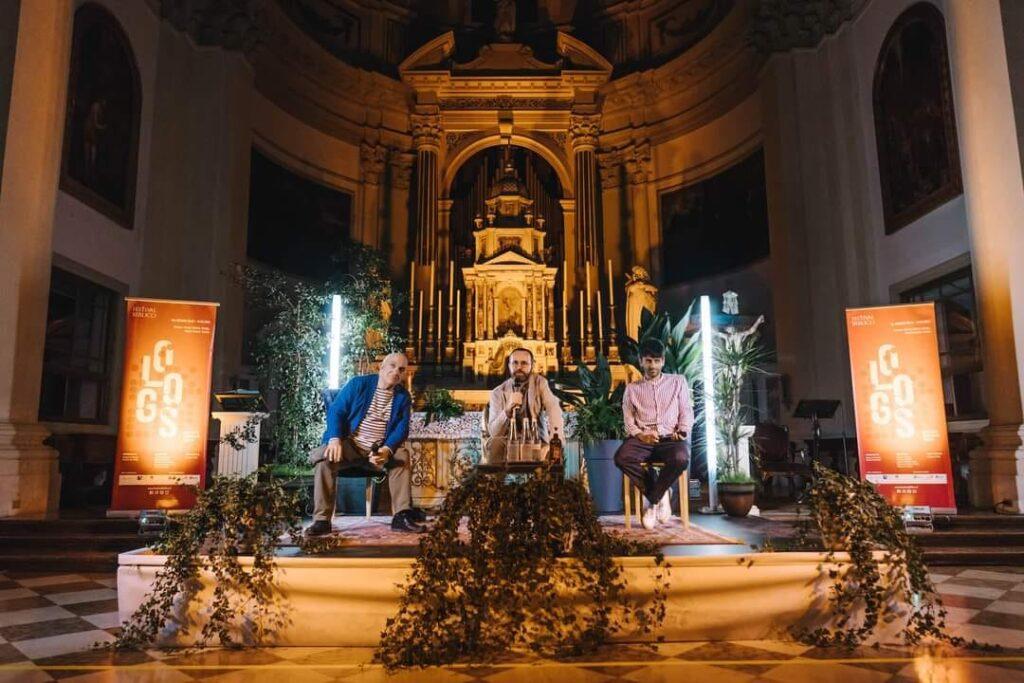 Intervento di Fabio Viola al Festival Biblico